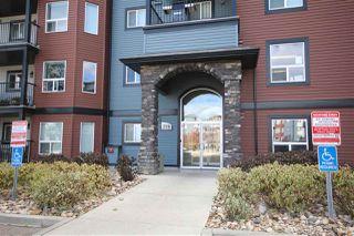 Photo 3: 208 396 SILVER_BERRY Road in Edmonton: Zone 30 Condo for sale : MLS®# E4176792