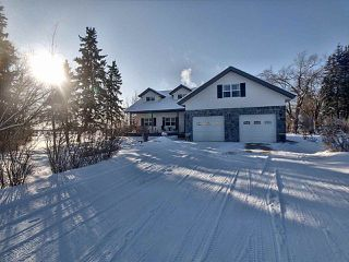 Photo 1: 49409 Rge Rd 272: Rural Leduc County House for sale : MLS®# E4184596