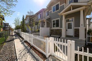 Photo 1: 1 4850 TERWILLEGAR Common in Edmonton: Zone 14 Townhouse for sale : MLS®# E4197193