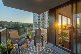 "Photo 18: 703 288 UNGLESS Way in Port Moody: North Shore Pt Moody Condo for sale in ""THE CRESCENDO"" : MLS®# R2457407"