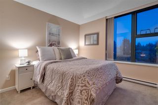 "Photo 13: 703 288 UNGLESS Way in Port Moody: North Shore Pt Moody Condo for sale in ""THE CRESCENDO"" : MLS®# R2457407"