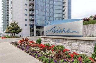 """Photo 3: 2701 4189 HALIFAX Street in Burnaby: Brentwood Park Condo for sale in """"Aviara"""" (Burnaby North)  : MLS®# R2493408"""