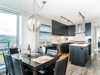 """Photo 7: 2701 4189 HALIFAX Street in Burnaby: Brentwood Park Condo for sale in """"Aviara"""" (Burnaby North)  : MLS®# R2493408"""