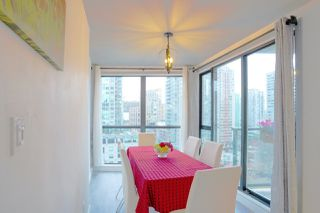 Photo 6: 1603 939 HOMER Street in Vancouver: Yaletown Condo for sale (Vancouver West)  : MLS®# R2525157