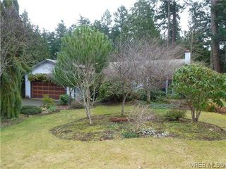 Photo 1: 6746 Amwell Drive in BRENTWOOD BAY: CS Brentwood Bay Single Family Detached for sale (Central Saanich)  : MLS®# 318309