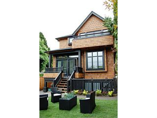 """Photo 10: 403 W 19TH AV in Vancouver: Cambie House for sale in """"CAMBIE VILLAGE"""" (Vancouver West)  : MLS®# V993810"""