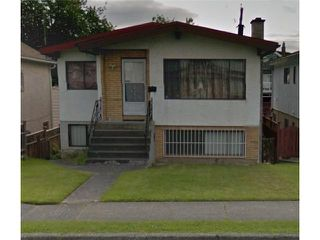 Main Photo: 5038 CLARENDON ST in Vancouver: Collingwood VE House for sale (Vancouver East)  : MLS®# V1061652
