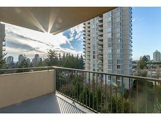 Photo 9: # 704 7235 SALISBURY AV in Burnaby: Highgate Condo for sale (Burnaby South)  : MLS®# V1095642