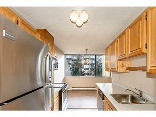 Photo 2: # 704 7235 SALISBURY AV in Burnaby: Highgate Condo for sale (Burnaby South)  : MLS®# V1095642