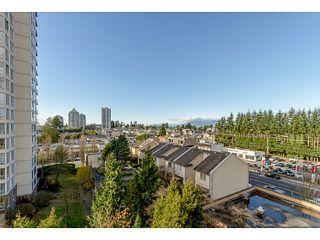 Photo 10: # 704 7235 SALISBURY AV in Burnaby: Highgate Condo for sale (Burnaby South)  : MLS®# V1095642