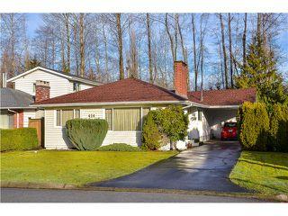 Photo 1: 424 CULZEAN PL in Port Moody: Glenayre House for sale : MLS®# V1101892