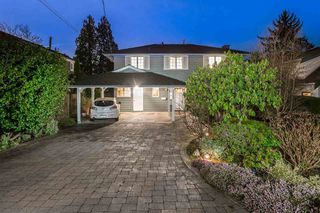 Photo 1: 1312 Gordon Ave in West Vancouver: Ambleside House for sale : MLS®# R2035073