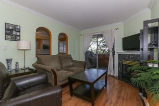 Photo 7: 107 303 CUMBERLAND STREET in New Westminster: Sapperton Townhouse for sale : MLS®# R2060117
