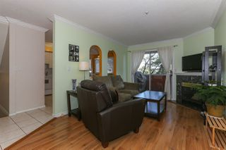 Photo 8: 107 303 CUMBERLAND STREET in New Westminster: Sapperton Townhouse for sale : MLS®# R2060117