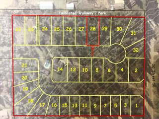 Photo 2: Lot 28 or 29 2100 Southeast 15 Avenue in Salmon Arm: HiIlcrest Vacant Land for sale (SE Salmon Arm)  : MLS®# 10154455
