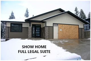Photo 1: 60 Southeast 15 Avenue in Salmon Arm: FOOTHILL ESTATES House for sale (SE Salmon Arm)  : MLS®# 10189323