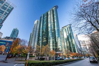 Photo 2: 801 555 JERVIS STREET in Vancouver: Coal Harbour Condo for sale (Vancouver West)  : MLS®# R2330860