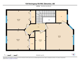 Photo 24: 134 HEMINGWAY Road in Edmonton: Zone 58 House Half Duplex for sale : MLS®# E4168873