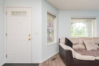 Photo 3: 134 HEMINGWAY Road in Edmonton: Zone 58 House Half Duplex for sale : MLS®# E4168873