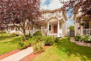 Photo 1: 134 HEMINGWAY Road in Edmonton: Zone 58 House Half Duplex for sale : MLS®# E4168873