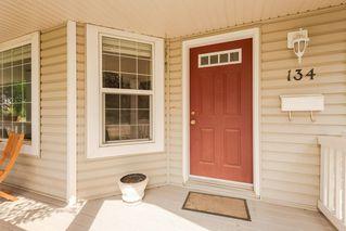 Photo 2: 134 HEMINGWAY Road in Edmonton: Zone 58 House Half Duplex for sale : MLS®# E4168873