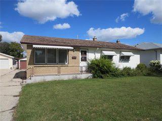 Photo 1: 9 Aster Avenue in Winnipeg: Garden City Residential for sale (4G)  : MLS®# 1925021