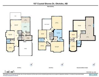 Photo 31: 187 Crystal Shores Drive: Okotoks Detached for sale : MLS®# C4294466