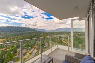 """Photo 5: 2603 520 COMO LAKE Avenue in Coquitlam: Coquitlam West Condo for sale in """"THE CROWN"""" : MLS®# R2483945"""