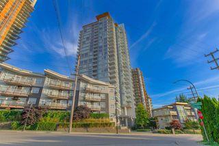 "Main Photo: 2603 520 COMO LAKE Avenue in Coquitlam: Coquitlam West Condo for sale in ""THE CROWN"" : MLS®# R2483945"