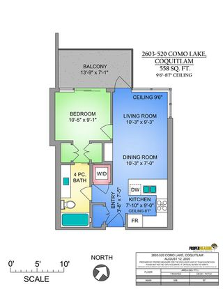 """Photo 28: 2603 520 COMO LAKE Avenue in Coquitlam: Coquitlam West Condo for sale in """"THE CROWN"""" : MLS®# R2483945"""