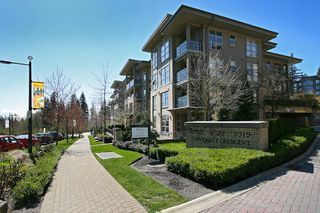 Photo 12: 508 9339 UNIVERSITY Crescent in Burnaby: Simon Fraser Univer. Condo for sale (Burnaby North)  : MLS®# V931904