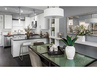 """Photo 2: 1278 SALSBURY Drive in Vancouver: Grandview VE Townhouse for sale in """"THE JEFFS RESIDENCES"""" (Vancouver East)  : MLS®# V993304"""