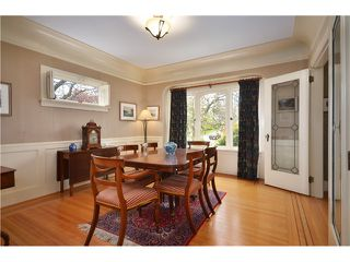 "Photo 3: 3894 W 34TH Avenue in Vancouver: Dunbar House for sale in ""West of Dunbar"" (Vancouver West)  : MLS®# V1003943"