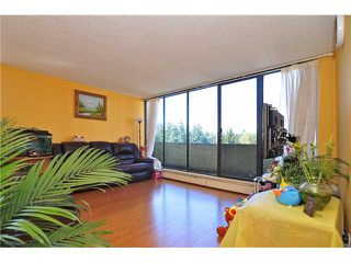 "Photo 8: 1202 4105 MAYWOOD Street in Burnaby: Metrotown Condo for sale in ""TIMES SQUARE"" (Burnaby South)  : MLS®# V1023881"