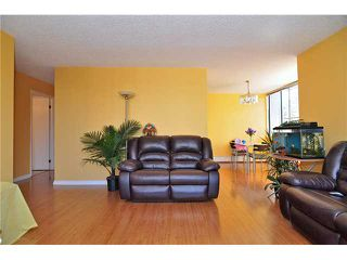 "Photo 9: 1202 4105 MAYWOOD Street in Burnaby: Metrotown Condo for sale in ""TIMES SQUARE"" (Burnaby South)  : MLS®# V1023881"