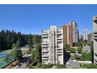 "Photo 4: 1202 4105 MAYWOOD Street in Burnaby: Metrotown Condo for sale in ""TIMES SQUARE"" (Burnaby South)  : MLS®# V1023881"