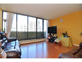"Photo 7: 1202 4105 MAYWOOD Street in Burnaby: Metrotown Condo for sale in ""TIMES SQUARE"" (Burnaby South)  : MLS®# V1023881"