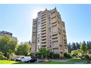 "Photo 1: 1202 4105 MAYWOOD Street in Burnaby: Metrotown Condo for sale in ""TIMES SQUARE"" (Burnaby South)  : MLS®# V1023881"
