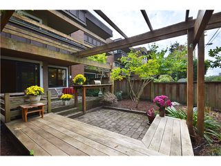 "Photo 13: 216 1405 W 15TH Avenue in Vancouver: Fairview VW Condo for sale in ""Landmark Grand"" (Vancouver West)  : MLS®# V1025766"