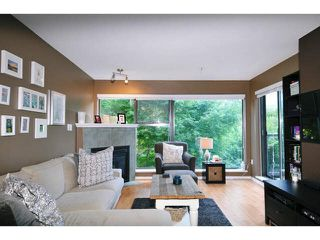 "Photo 3: 414 260 NEWPORT Drive in Port Moody: North Shore Pt Moody Condo for sale in ""THE MCNAIR"" : MLS®# V1078389"