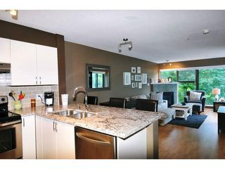 "Photo 9: 414 260 NEWPORT Drive in Port Moody: North Shore Pt Moody Condo for sale in ""THE MCNAIR"" : MLS®# V1078389"
