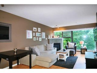 "Photo 2: 414 260 NEWPORT Drive in Port Moody: North Shore Pt Moody Condo for sale in ""THE MCNAIR"" : MLS®# V1078389"