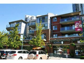 "Photo 1: 414 260 NEWPORT Drive in Port Moody: North Shore Pt Moody Condo for sale in ""THE MCNAIR"" : MLS®# V1078389"