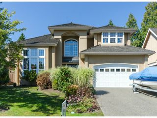 """Photo 1: 16187 10A Avenue in Surrey: King George Corridor House for sale in """"McNally Creek"""" (South Surrey White Rock)  : MLS®# F1421208"""