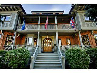 Photo 4: 717 ROYAL AV SW in CALGARY: Mount Royal House for sale (Calgary)  : MLS®# C3636869