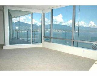 "Photo 2: 2704 1077 W CORDOVA ST in Vancouver: Coal Harbour Condo for sale in ""SHAW TOWER"" (Vancouver West)  : MLS®# V537380"