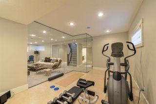 Photo 23: 3670 WESTCLIFF WY SW in Edmonton: Zone 56 House for sale : MLS®# E4029220