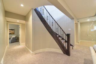 Photo 20: 3670 WESTCLIFF WY SW in Edmonton: Zone 56 House for sale : MLS®# E4029220