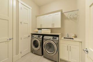Photo 19: 3670 WESTCLIFF WY SW in Edmonton: Zone 56 House for sale : MLS®# E4029220