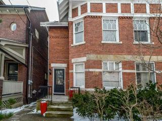 Photo 1: 137 Winchester St in Toronto: Cabbagetown-South St. James Town Freehold for sale (Toronto C08)  : MLS®# C3708228